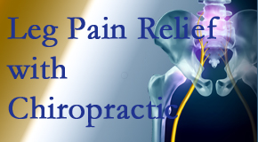 Spine & Sports Rehab Center delivers relief for sciatic leg pain at its spinal source.
