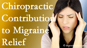 Spine & Sports Rehab Center use gentle chiropractic treatment to migraine sufferers with related musculoskeletal tension wanting relief.