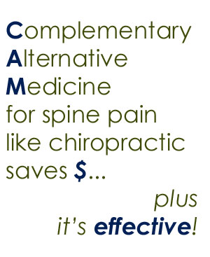spine pain help from Baton Rouge  chiropractors