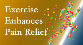 Baton Rouge  exercise is an important part of the chiropractic treatment plan.