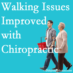 If Baton Rouge  walking is an issue, Baton Rouge  chiropractic care may well get you walking better.