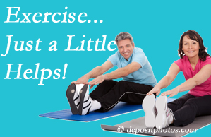 Spine & Sports Rehab Center encourages exercise for better physical health as well as reduced cervical and lumbar pain.