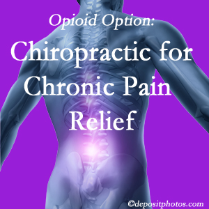 Instead of opioids, Baton Rouge  chiropractic is valuable for chronic pain management and relief.